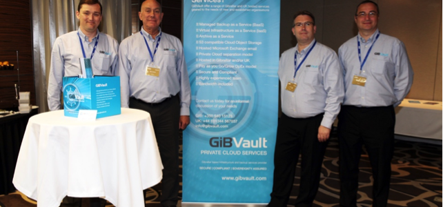GiBVault attend the KPMG eSummit – 21 April 2016